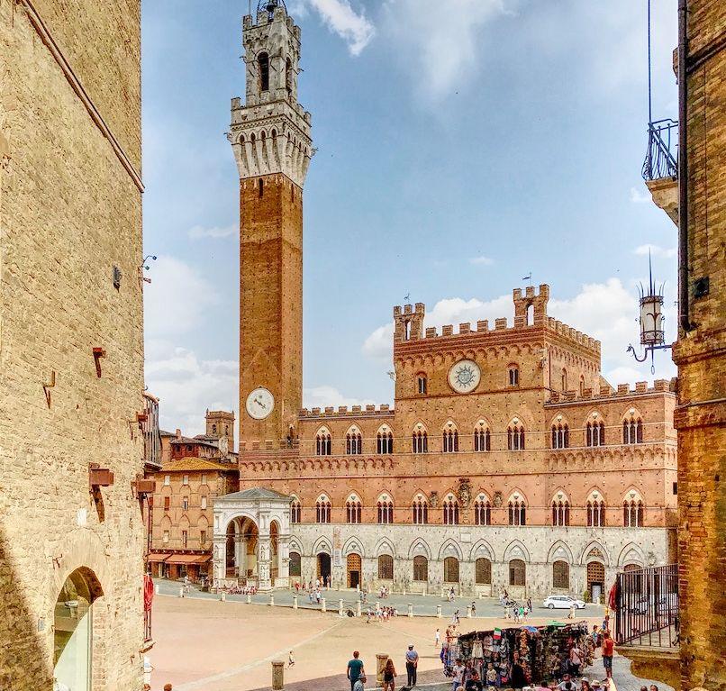 Siena Orientation Tour