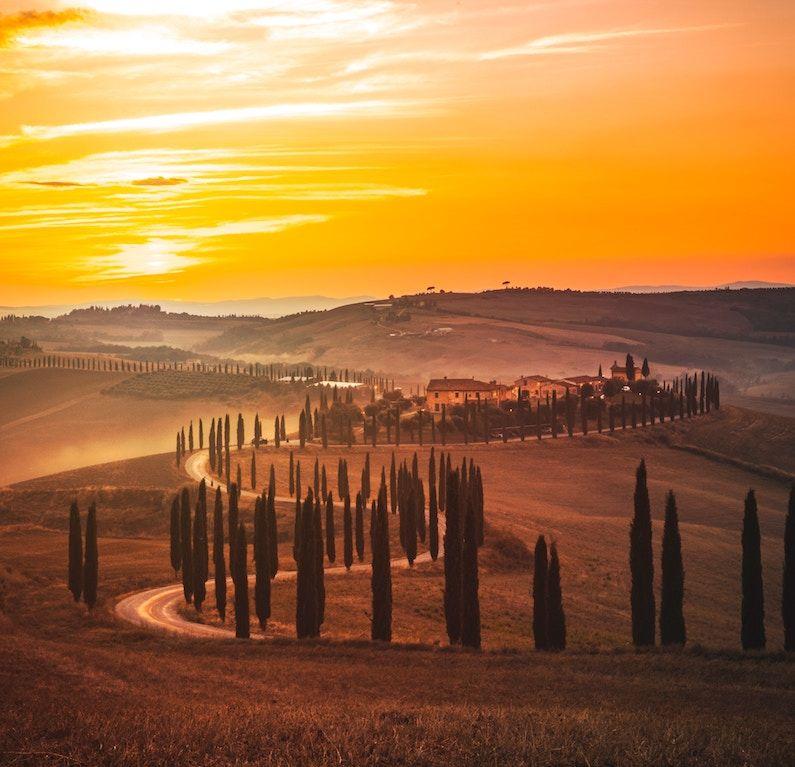 Tuscan Countryside Tour