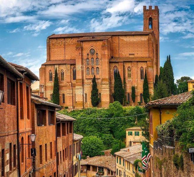Visita guidata Siena - San Domenico