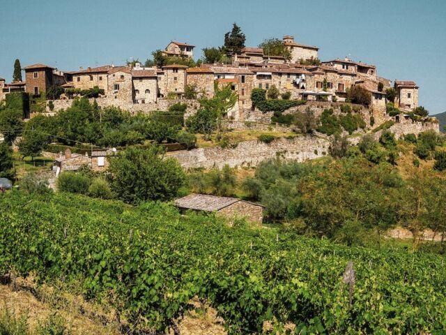 Village in Chianti