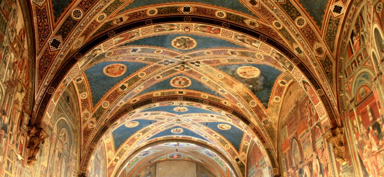 Santa Maria della Scala Museum in Siena