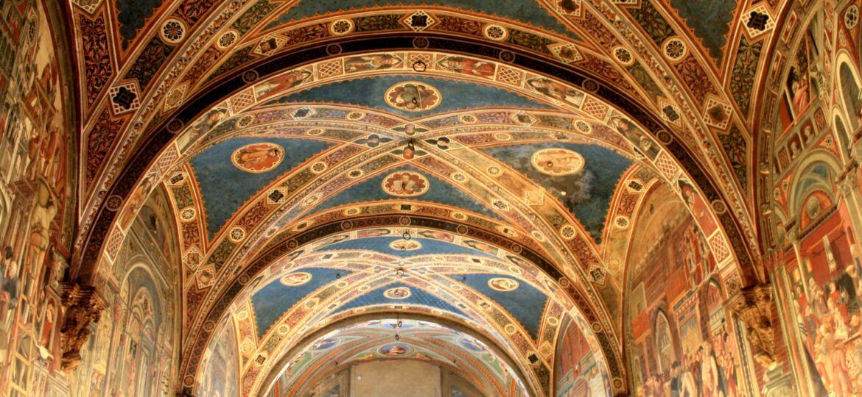 Santa Maria della Scala Siena Pellegrinaio